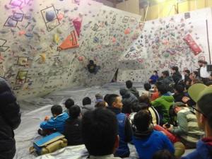 M-Wall 10周年記念ボルダリングコンペ